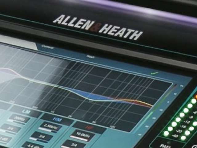 Ultimate Mixing Experience: ALLEN & HEATH SQ